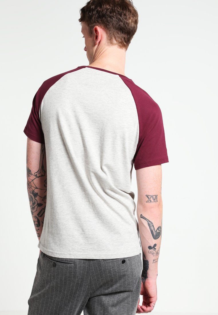 shirt T Grey Yourturn Light ImpriméMottled kOZuXiP