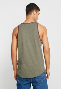 YOURTURN - Top - mottled olive - 2