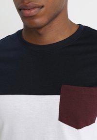 YOURTURN - Camiseta estampada - dark gray/dark blue - 4