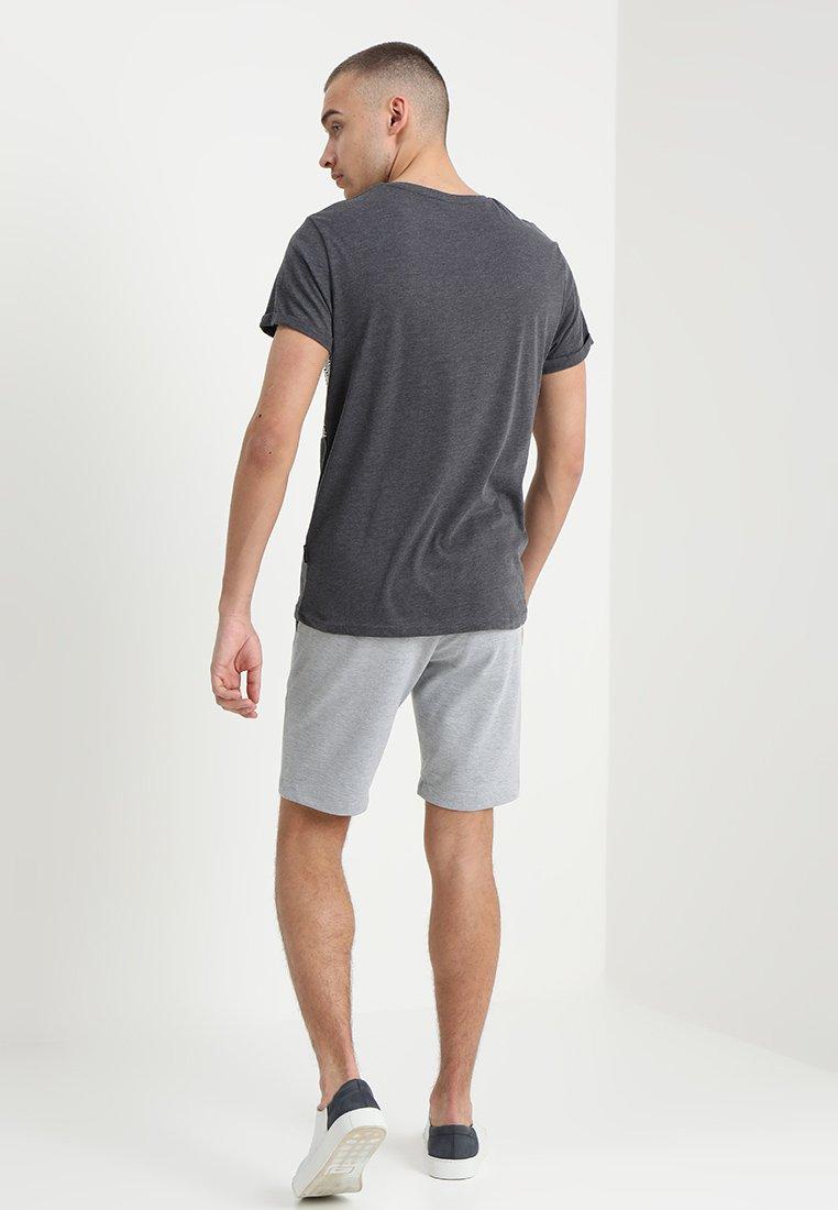 ImpriméMottled Grey T shirt Dark Yourturn ZPXuTwikO