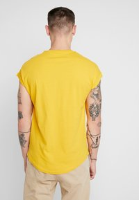 YOURTURN - T-shirt basic - yellow - 2