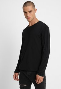 YOURTURN - 2 PACK - Longsleeve - black - 1