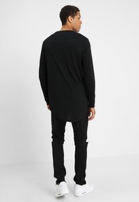 YOURTURN - Long sleeved top - black - 2