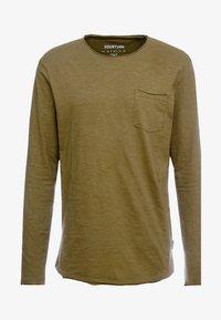 YOURTURN - Long sleeved top - khaki - 3