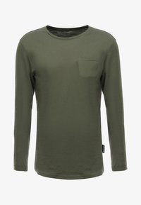YOURTURN - Long sleeved top - khaki - 3