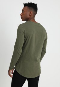 YOURTURN - Long sleeved top - khaki - 2