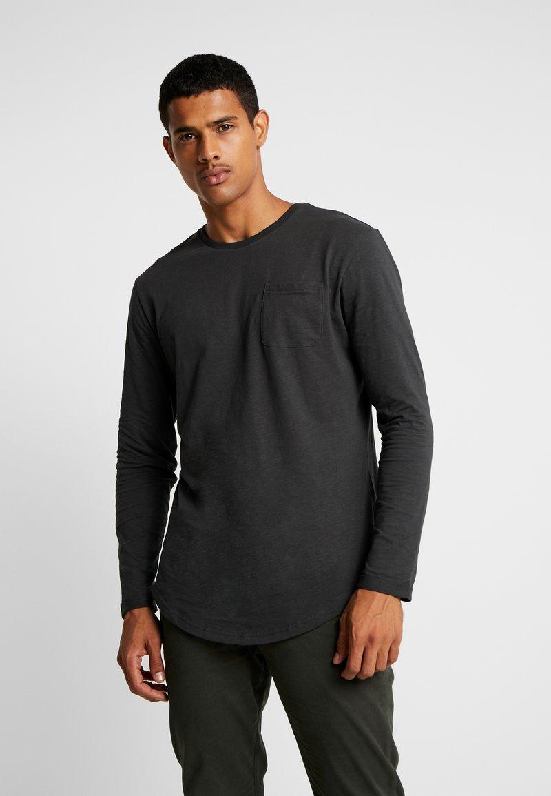 YOURTURN - Langærmede T-shirts - black