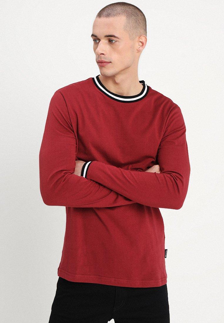 YOURTURN - Langarmshirt - bordeaux