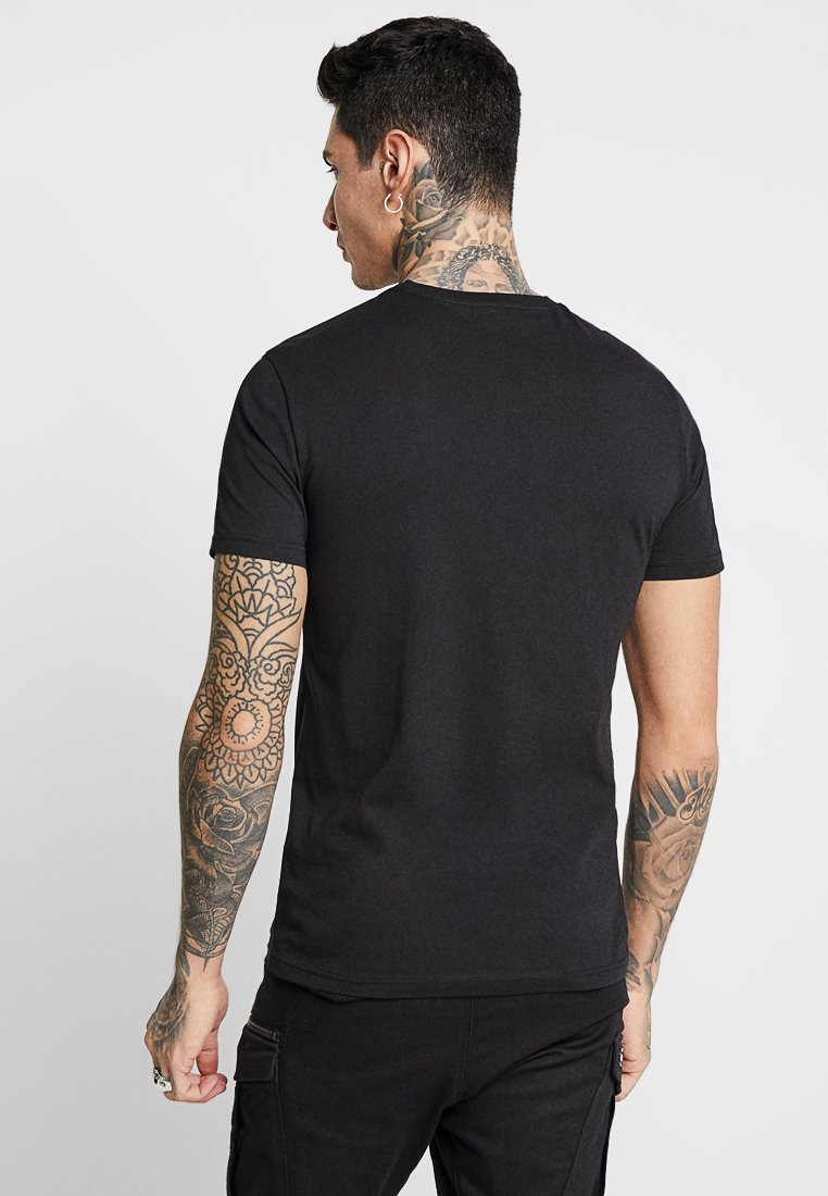 YOURTURN T-shirt imprimé black