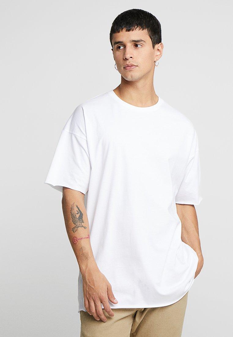 YOURTURN - T-shirt basic - white