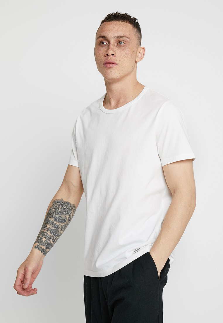 YOURTURN - T-Shirt basic - off-white