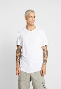 YOURTURN - T-shirt basic - white - 0