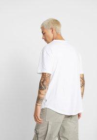 YOURTURN - T-shirt basic - white - 2