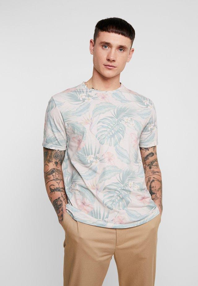 Camiseta estampada - pink