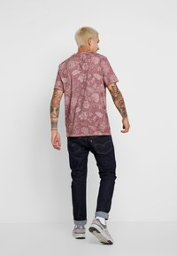 YOURTURN - T-shirts med print - bordeaux - 3