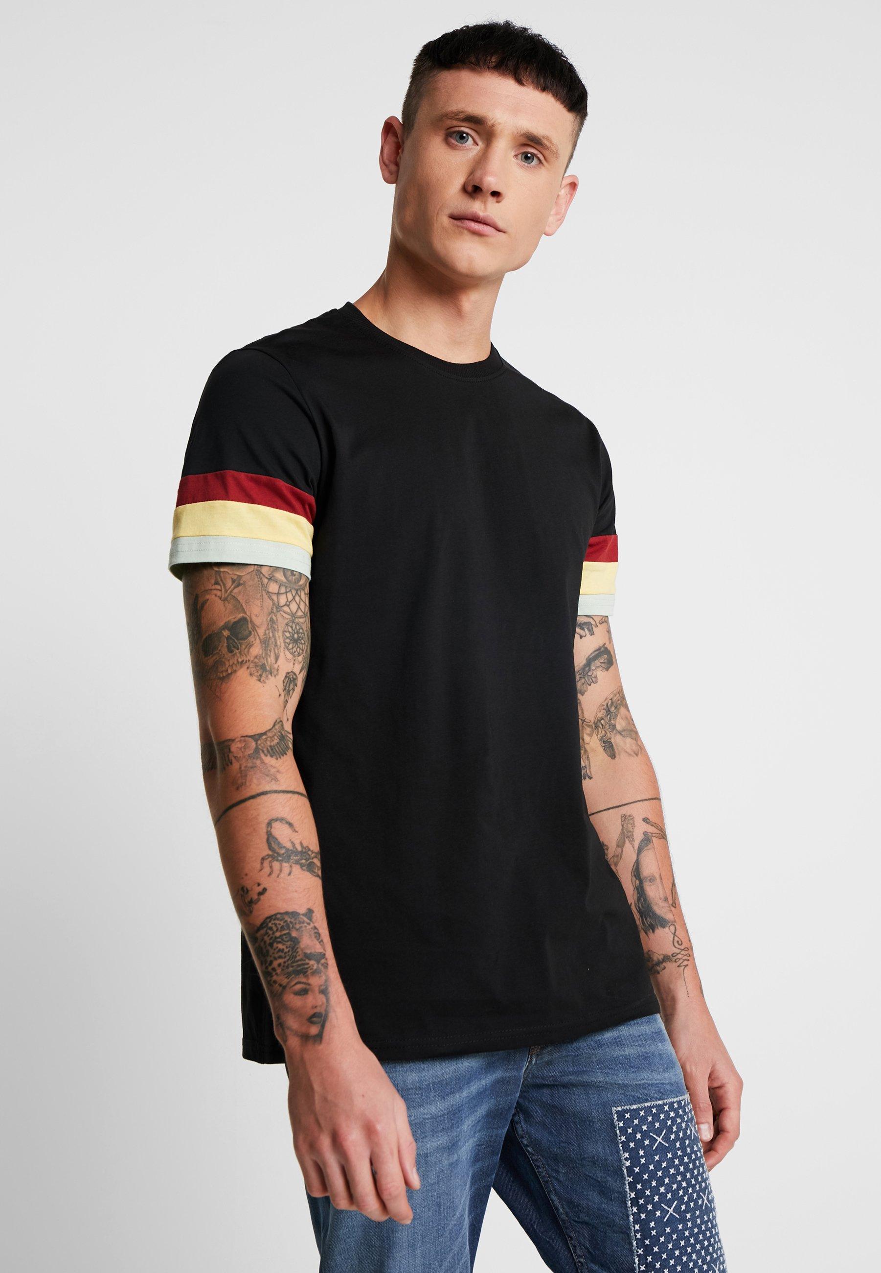 T shirt Yourturn BasiqueBlack T BasiqueBlack Yourturn T Yourturn shirt KJ1clF