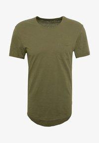 YOURTURN - T-Shirt print - olive - 3