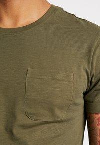 YOURTURN - T-Shirt print - olive - 4