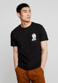 YOURTURN - T-Shirt print - black - 2