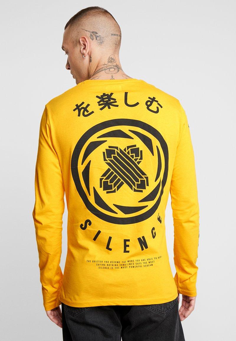YOURTURN - Långärmad tröja - yellow