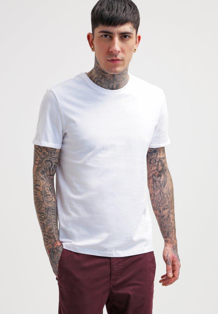 YOURTURN - Basic T-shirt - white