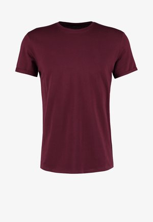 T-shirt - bas - bordeaux