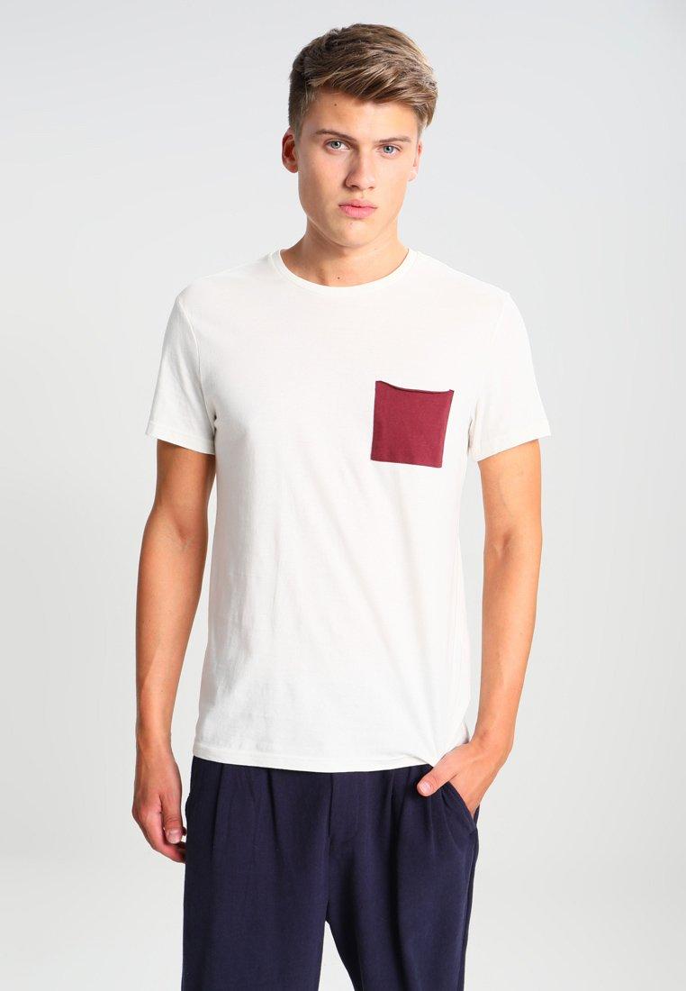 YOURTURN - T-Shirt print - offwhite