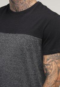 YOURTURN - T-Shirt print - black - 3