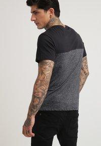 YOURTURN - T-Shirt print - black - 2