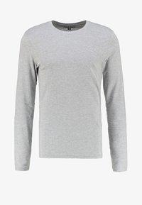 YOURTURN - Långärmad tröja - mottled grey - 4