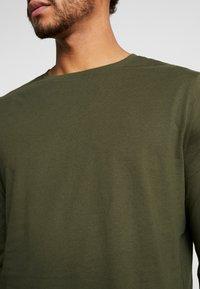 YOURTURN - Camiseta de manga larga - mottled olive - 5