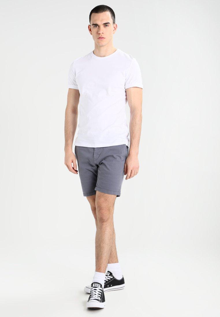 YOURTURN - 3-PACK - T-shirt - bas - white