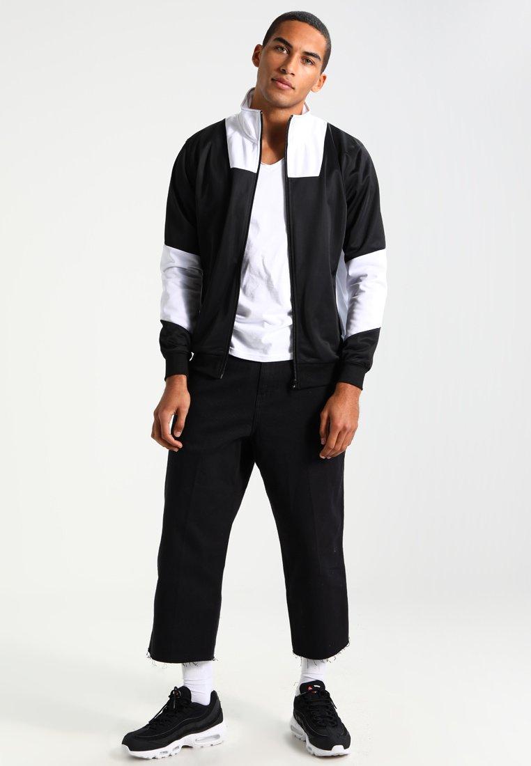 YOURTURN - 2-PACK - T-Shirt basic - white/black