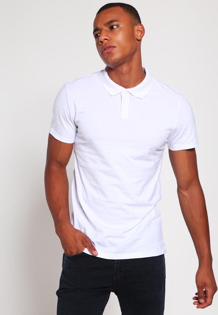 YOURTURN Koszulka polo - white