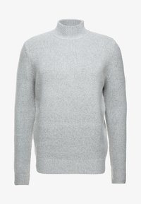 YOURTURN - Trui - mottled light grey - 3