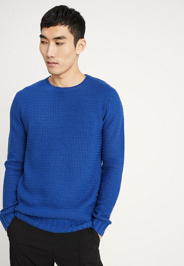 YOURTURN - Strickpullover - blue