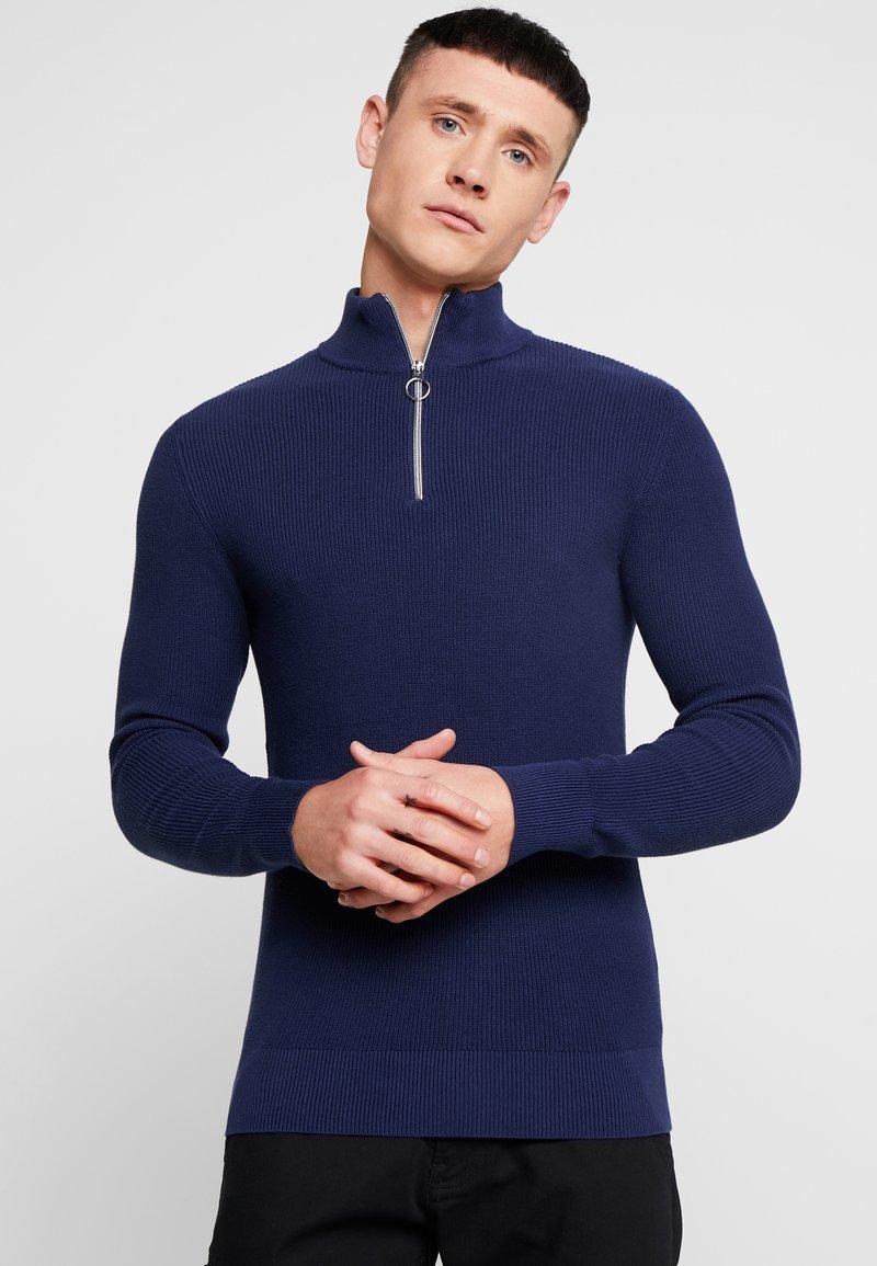YOURTURN - Jersey de punto - dark blue