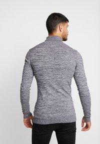 YOURTURN - Trui - mottled dark grey - 2
