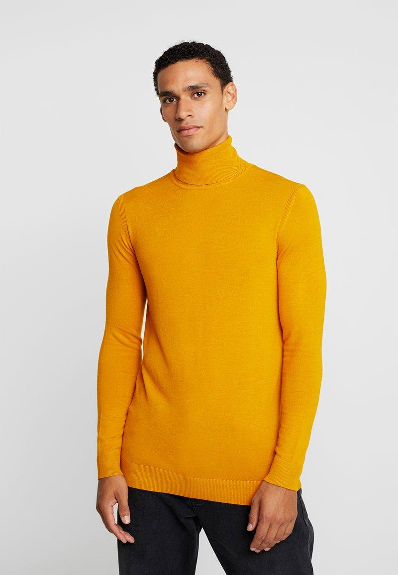 YOURTURN - Svetr - yellow