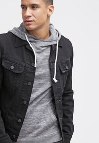 YOURTURN - Jersey con capucha - grey - 3