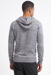 YOURTURN - Jersey con capucha - grey - 2