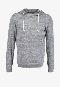 YOURTURN - Jersey con capucha - grey - 7