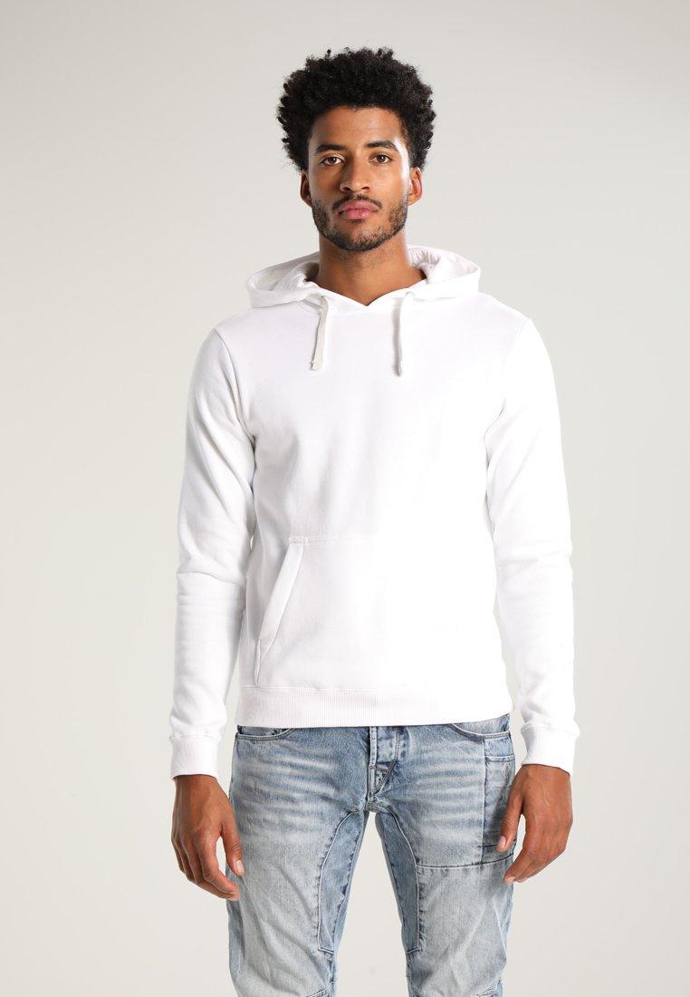 YOURTURN - Jersey con capucha - white
