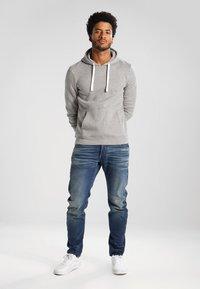 YOURTURN - Hoodie - grey melange - 1