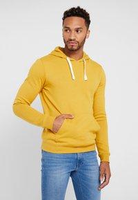 YOURTURN - Jersey con capucha - yellow - 0