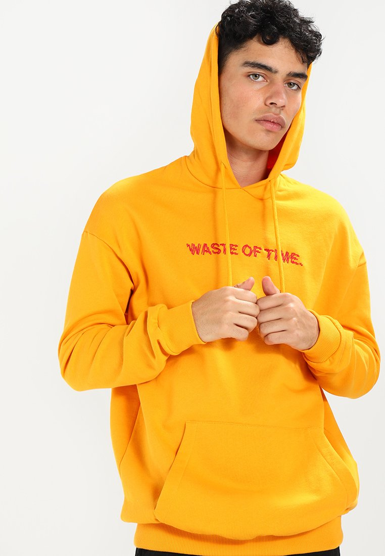 YOURTURN - Kapuzenpullover - yellow
