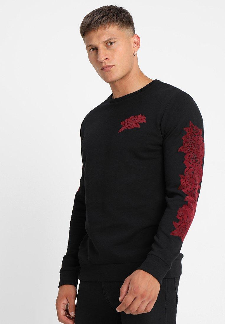 YOURTURN - Sweatshirt - black