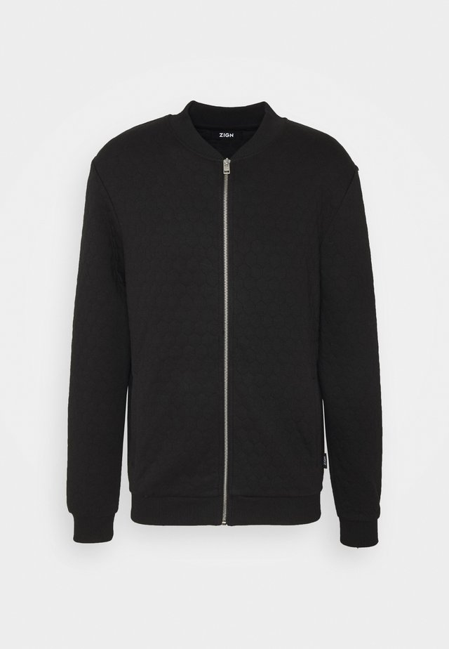 Sweatjakke /Træningstrøjer - black