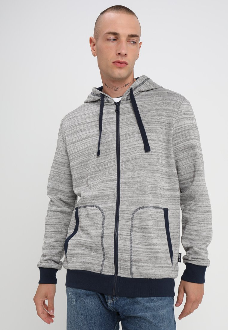 YOURTURN - Sweatjacke - light grey