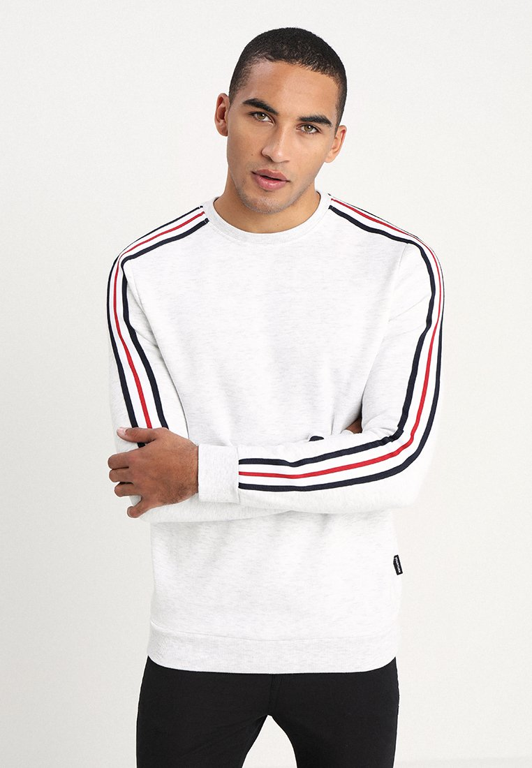 YOURTURN - Sweatshirt - white